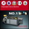 Wegwerfbarer Handschuh, der Maschine herstellt