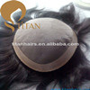 Toupee de Arrival Hot Sell Hair Toupee Mono Toupee Men brasileiro novo com plutônio Around