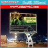 전시를 광고하는 좋은 디자인 옥외 LED Backlit 게시판
