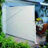 Écran invisible escamotable en aluminium de tente (B700)