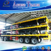 Container를 위한 최신 Sale 3 Axle 40ft Flatbed Semi Trailer