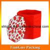 Rectángulo reutilizable del taburete del almacenaje del hogar