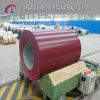 Dx51d PPGL Prepainted a bobina de aço do Galvalume