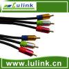 Kabel de van uitstekende kwaliteit lk-Avcb013 van de Component AV