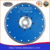 Scherp Blad 230mm het Gesinterde TurboBlad van de Zaag