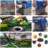 De Apparatuur van het Recycling van de Band van het afval, de Installatie van het Recycling van de Band van het Afval