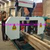 La bande portative de scie à ruban de Mj1600 Horizotnal a vu pour le bois