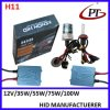Kit AC 12V Auto HID Farol H11