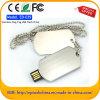 Movimentação do flash do USB da vara da pena da memória do aço inoxidável do metal (ED039)