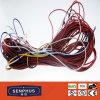 Câble chauffant flexible de silicones de fil de chauffage de silicones d'UL reconnu