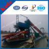 Efficiency elevado Chain Bucket Mining Sand Gold Dredger para Sale