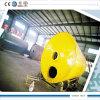 Máquina de Reciclagem de Plástico Extraia Óleo Combustível De Resíduos de Plástico 10ton
