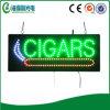 Het LEIDENE van het binnen LEIDENE Teken van Sigaren Scherm van de Vertoning (HSC0062)