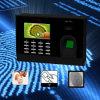 安い生物測定の指紋の時間出席システム
