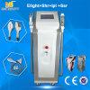 Opt para a máquina Shr da remoção do cabelo do laser para o bom Portable da remoção do cabelo para TERMAS