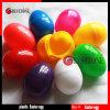 Пасхальные яйца сплошного цвета пластичные