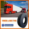 Radialbus-Reifen-LKW-Gummireifen vertieftes Muster (315/80R22.5)