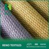 Ткань 100% затыловки материала софы драпирования полиэфира обыкновенная толком Linen
