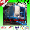 Serie Zym-300 Vacuum Insulation Oil Filtration Machine mit Trailer