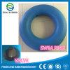 Chambre à air bleue de boucle de natation 45 pouces de caoutchouc de Zihai