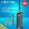 Ultra strumentazione frazionaria del laser del CO2 di raffreddamento ad aria di impulso rf per rimozione ecc della cicatrice di ringiovanimento della pelle