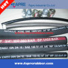 Tuyau hydraulique tressé du fil d'acier SAE 100r17