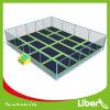 AmusementのためのLiben Factory Indoor Trampoline Bed