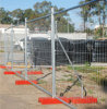 Горячее Dipped Galvanized Temporary Fence для Австралии Market