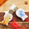 Tasto di ceramica del USB di ellisse promozionale dei regali di Polular (YT-9108L)