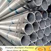 Aço-Plastic diferente Zinc Coated Steel Pipe de Size com PE Lining