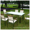 High Quality Tempered Glass를 가진 옥외 Furniture Outdoor Table Top