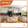 Module de cuisine personnalisé par meubles de PVC de type d'U
