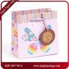 L'ultimo disegno 2017 insacca giornalmente tutti i sacchi di carta occasionale dell'elemento portante dei sacchetti del regalo con il Hangtag