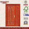 ヨーロッパの一次二次木製の外部ドア(XS1-010)