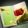 Libro del menu del ristorante del Hardcover