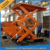 2000kgsの静止したScissor Lift