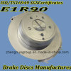 Auto Parts Brake Rotors for Ford Cars
