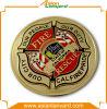 Золотая монетка возможности логоса нестандартной конструкции