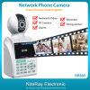 무선 디지털 주택 안전 경보망 무선 IP 감시 카메라