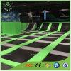 Excellent parc d'intérieur gymnastique mis à jour de trempoline