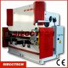Máquina de dobra hidráulica da placa de aço