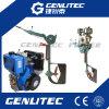 Motor externo Diesel chinês de refrigeração ar (único cilindro)