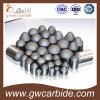 Биты кнопки карбида вольфрама инструмента минирование цементированного карбида
