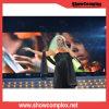Экран дисплея шкафа СИД Showcomplex P6 напольный ультратонкий