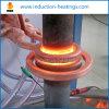 Fornalha quente do forjamento do equipamento de aquecimento da indução para a barra de aço