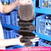 Onda media 10inches de la carrocería del encierro del cordón del pelo humano de la parte
