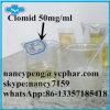 Citrato líquido Clomid 50mg/Ml de Clomifene de los esteroides del estrógeno anti oral