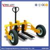 Caminhão de pálete hidráulico manual da fábrica de China