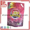 Levantarse el bolso de aluminio plástico para lavar el empaquetado detergente