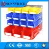 Textilindustrie-kleine materieller Speicher-Lösungs-Plastikvoorratsbehälter